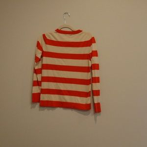 J.Crew Wide Stripe Sweater - Small